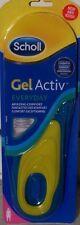 Scholl Gel Activa todos los day Plantillas Zapato Para 38-42 1 Par 2 pcs.