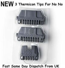 3 Thermicon Replacement Tips / Blades for NONO Hair Removal Pro 5 Pro 3 8800 NEW