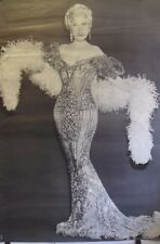 Mae West | Original 1966 Large Personality Poster