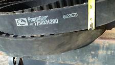 Gates Powergrip 1750 x H200 522 EZ Cog Timing Belt 1750xH200
