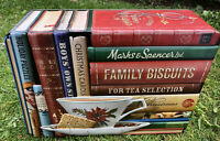 M&S Books  Marks and Spencer Biscuit Tin Storage Tin Collectable Rare (Tin Only)