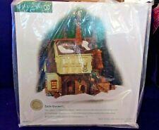 "Dept. 56 New England Village Series ""Castle Glassworks"" Ltd. Edition Nib"