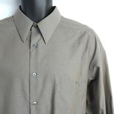 Men's Claiborne Axcess16 34/35 Wrinkle Free Dress Shirt Button Front Cotton