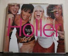 SPICE GIRLS - HOLLER plus video - CD SINGOLO slim case - nuovo