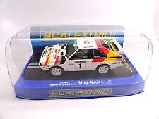 Scalextric Audi Quattro Scalextric UK Club Car 1/32 Scale Slot Car C3500