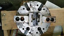 SMW AUTOBLOK 210 BH 2 JAW POWER CHUCK HYDRAULIC CHUCK 2 JAW