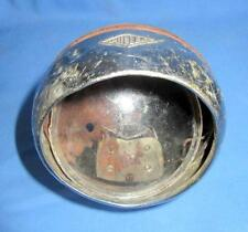 Vintage Old Collectible H. Miller Brand Bicycle Iron Body Head Lamp England