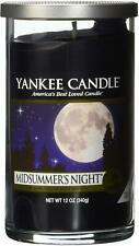Perfect Pillar Candle, Yankee Candle, 12 oz Midsummers Night