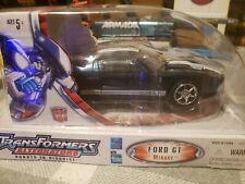 Transformers: Alternators 22 / Mirage - Ford GT / Hasbro