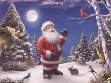 Jigsaw puzzle Seasonal Christmas The Meeting 500 piece NEW