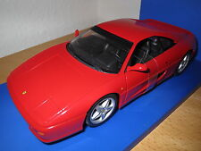 RAR:(180074020) Ferrari F355 Berlinetta Coupe,rot,1:18,UT Models,ovp