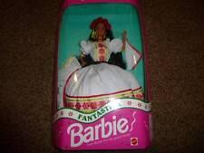 Vintage Barbie Fantastica Mexican Doll Costume 3196 Fiesta NRFB 1992 Mexico