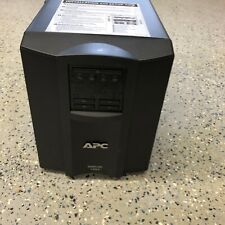 APC SMT1000 Smart-UPS 1000VA 700W 120V LCD Tower Power Backup SUA