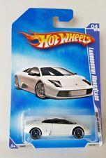Hot Wheels 2009 Dream Garage Lamborghini Murcielago  White