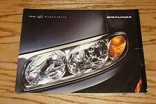 Original 2002 Oldsmobile Bravada Sales Brochure 02