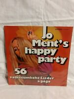 Jo Ment ‎– Jo Ment's Happy Party Vinyl, LP, Club Edition Jazz, Pop Sealed