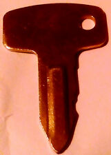 Key New Iseki Compact ride on mower Tractor plant replacement key suits Gardener