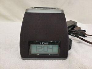 iHome iP21 iPhone iPod Charging Speaker Dock Alarm Clock