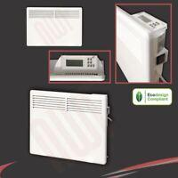 1000W Nova Live S Electric White Panel Convector Heater Wall Mounted 1kW Watt