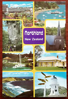 Northland, New Zealand. Post Card