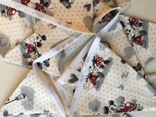 'Vintage Romance' Mickey and Minnie Bunting