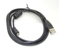 usb cable for pentax Optio 50 550 555 60 750z A10 A20 A30 E10 M10 M20 M30 MX MX4