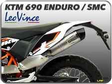 TERMINALE DI SCARICO LEOVINCE LV ONE EVO KTM 690 ENDURO / 690 SMC / 690 SMC R