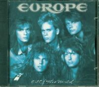 Europe - Out Of This World Early Epic Press Siae Rosa Cd Ottimo