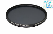 New 77mm Kenko REALPRO Circular Polarizing Filter 77 mm C-PL CPL Made in Japan