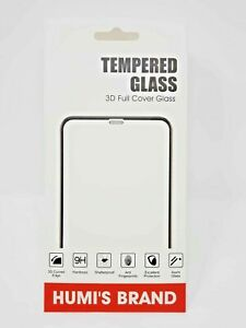 Humi's iPhone 12 Screen Protector,2Pack Premium Tempered Glass,Scratch-Proof