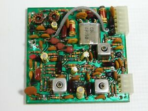 Drake NB7A Noise Blanker Board for R7 Receiver (untested)