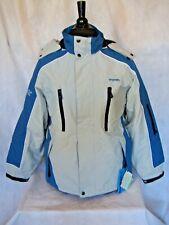 Target Dry Men's Colorado Ski Jacket - Grey / Blue