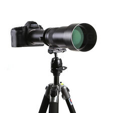 650-1300mm f/8-16 Telephoto Lens For Olympus Micro 3/4 OM-D E-M1 M5 M10 PEN EPL7