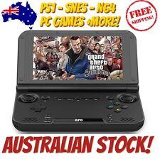 GPD XD Handheld Gamepad Console Android Emulators PC Games - 32gb BLACK