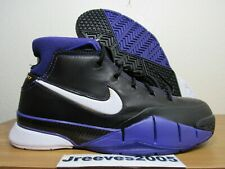 Kobe 1 Protro PURPLE REIGN Sz 10 100% Authentic Retro Nike AQ2728 004