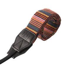 Universal Vintage Camera Shoulder Neck Belt Strap For All DSLR Canon Sony Pentax