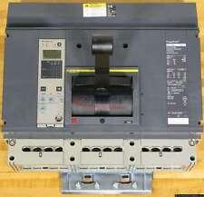 Square D Rga36120Cu41A Breaker, 1200 A, 100% Rated, I-Line, New!