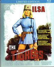 Ilsa - Tigress of Sibiria , limited small hardbox , uncut , Ilsa die Tigerin , A