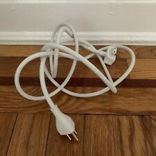 Apple Genuine MacBook Extension Cord Adapter - White