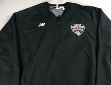 Dream Series USA Baseball Windbreaker Jacket Mens XL Pullover 1/4 Zip Breathable