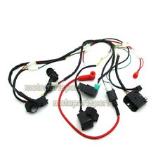 Wiring Loom Harness Key Switch Ignition CDI Kit For Zongshen 190cc Pit Dirt bike