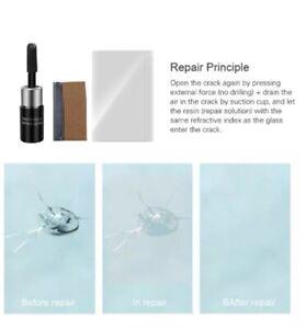 Cracked Glass Repair Kit Nano Liquid Windshield Repair Car Cell Phones Screen