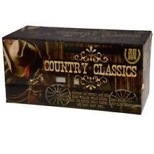 Various - Best of Country classics - Various 20 Cd box set , new and sealed
