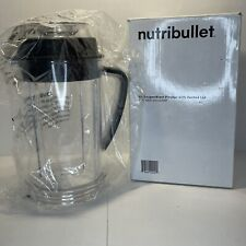 NEW Nutribullet Rx SouperBlast Pitcher & 2-Piece Lid