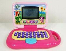 LEAP FROG My Own Leaptop Educational Kids Laptop Pink Violet