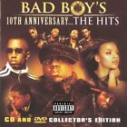 Bad Boy S 10th Anniversary [CD+DVD] [Audio CD] Various [Bad Boy Re... - CD S4VG