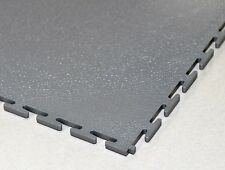 1 x Tile 500mmx500mm Of our 7mm Pvc Interlocking Garage Workshop Flooring Tiles