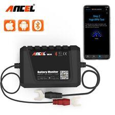 ANCEL BM300 12V Car Battery Tester For Android IOS Via Bluetooth Diagnostic Tool