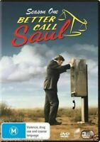 Better Call Saul Season 1 Series ONE FIRST (DVD, 3 disc set) SAME DAY POST SYD