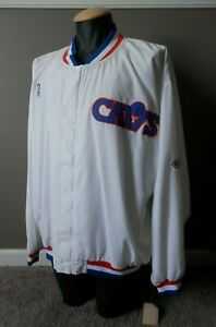 Cleveland Cavaliers Cavs Champion Warm Up Jacket XL Full Zip Snap Jersey Vintage
